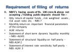 requirement of filling of returns1