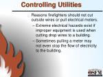 controlling utilities1