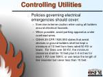 controlling utilities5