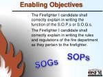enabling objectives3