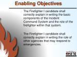 enabling objectives4