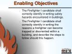 enabling objectives6