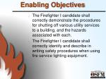 enabling objectives7