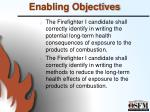 enabling objectives8