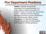 fire department positions4