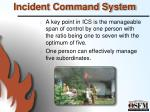 incident command system1