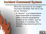 incident command system6