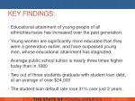 key findings3