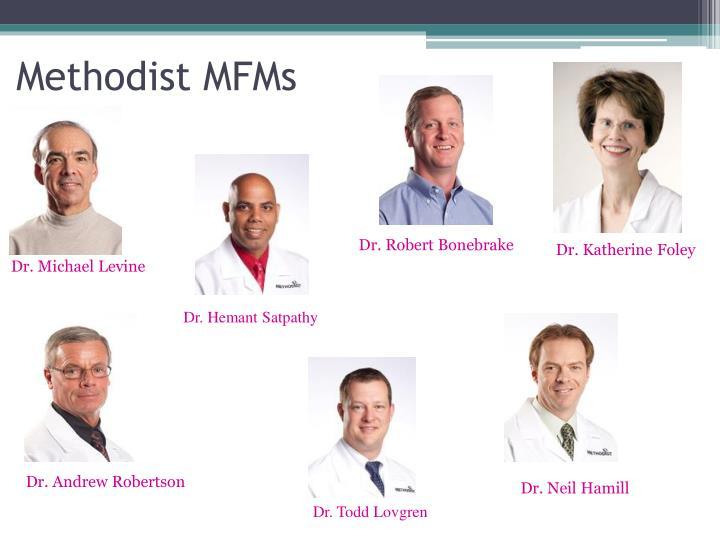 Methodist MFMs