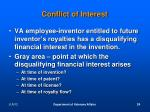 conflict of interest6