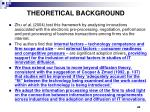 theoretical background1