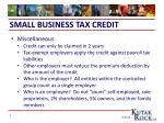 small business tax credit4