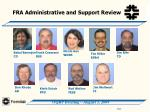 fra administrative and support review3