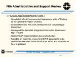 fra administrative and support review6
