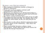 romeo and development