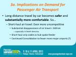 3a implications on demand for passenger air transport