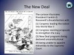 the new deal11