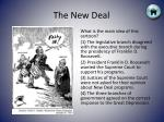the new deal4