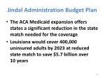 jindal administration budget plan2
