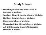study schools