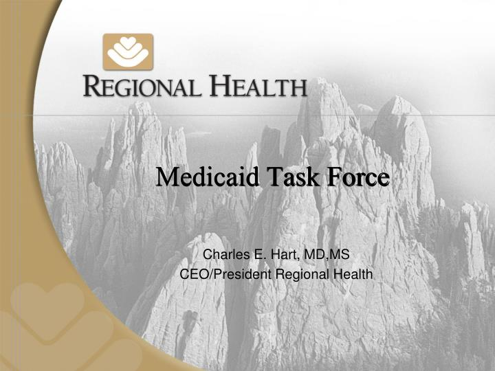 medicaid task force n.