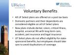 voluntary benefits1