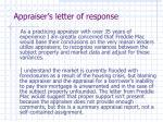 appraiser s letter of response1
