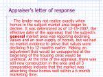 appraiser s letter of response10