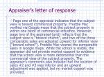 appraiser s letter of response12