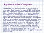 appraiser s letter of response17