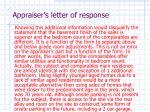 appraiser s letter of response5