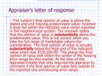 appraiser s letter of response7