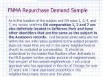 fnma repurchase demand sample2