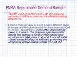 fnma repurchase demand sample6