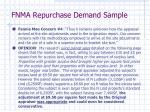 fnma repurchase demand sample9
