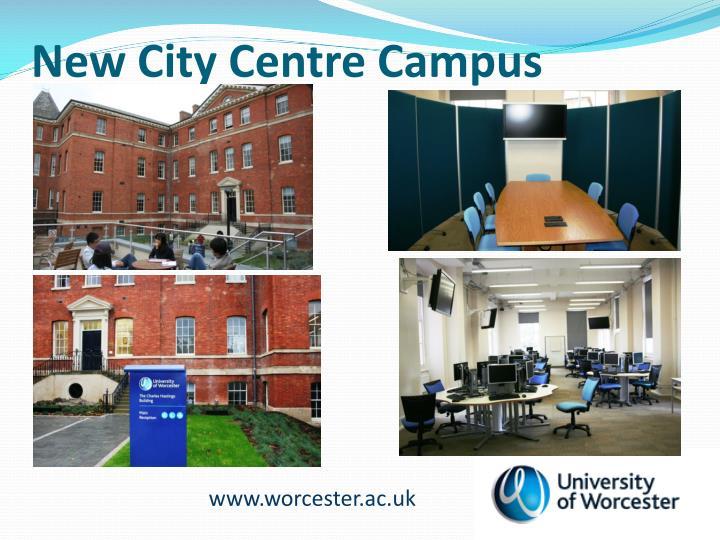 New City Centre Campus