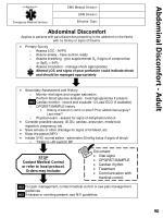 abdominal discomfort adult