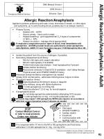 allergic reaction anaphylaxis adult