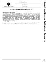 search and rescue activation resource