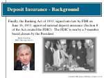 deposit insurance background2