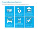 actuarial business solutions