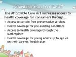 affordable care act basics1