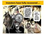 investors have fully recovered