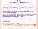 case lightle v real estate commission