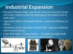 industrial expansion1