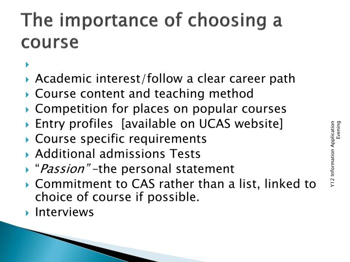 choosing a course Choosing courses all courses in the college of arts and sciences are designed to teach you the intellectual and practical skills of analysis, communication, quantitative and information literacy, and problem solving.