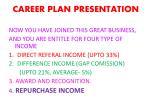 career plan presentation14