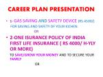 career plan presentation9