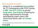 what are smart e loans
