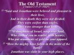 the old testament2